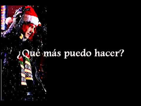 My Chemical Romance - All I want for Christmas is you (Lyrics ...