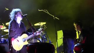 The Cure - the blood, live at Primavera festival 2012 in Barcelona