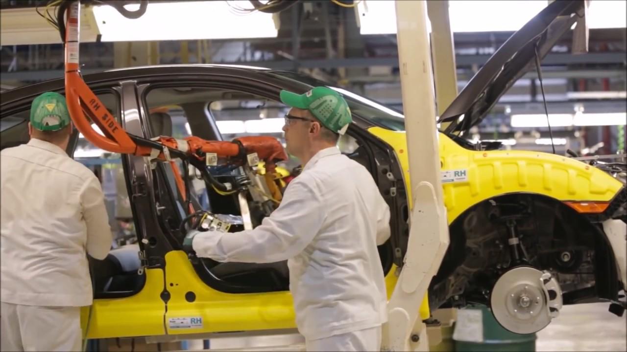 Pabrik Mobil Honda Civic 2017