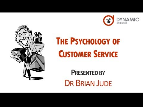 The Psychology of Customer Service