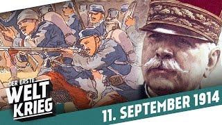 Taxi an die Front– Die Erste Schlacht an der Marne I DER ERSTE WELTKRIEG - Woche 7
