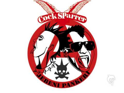 Cock sparrer we re coming back