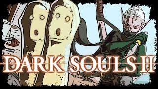 Dark Souls 2 (ep.10) MYTHA, LA REGINA DISTRUTTIVA (Ep. maledetto) Gameplay ITA - (NRDC) HD