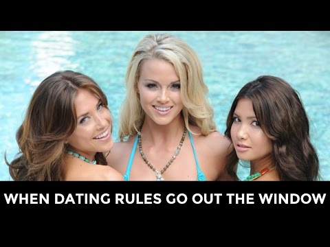 there are no dating rules