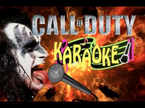 Call of Duty Karaoke!