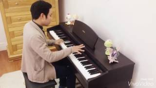Faded - Alan Walker - Piano Solo - Clip họviên