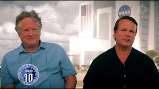 Neil Armstrong's Children Reflect On Their Father's Journey To The Moon | Studio 10