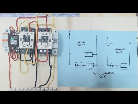 automatic-transfer-switch-|-ats-|-auto-changeover-switch-|-how-to-make-ats-with-contactor-and-relay
