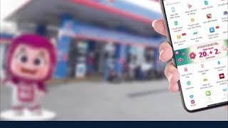 Hoàn 50% tiền xăng khi thanh toán qua ví điện tử MoMo