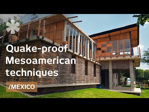 Download Youtube: Modern & Mayan craft inspire quake-proof homes, learning coop