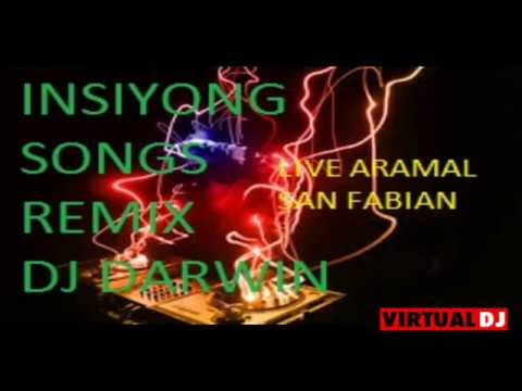 INSIYONG SONG REMIX DJ DARWIN