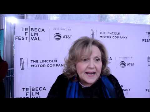 Brenda Vaccaro at the 2017 Tribeca Film Festival