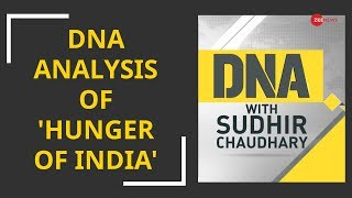 DNA Analysis of 'Hunger of India'