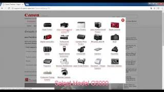 how to canon printer wifi setup   G3000 WiFi Setup 2
