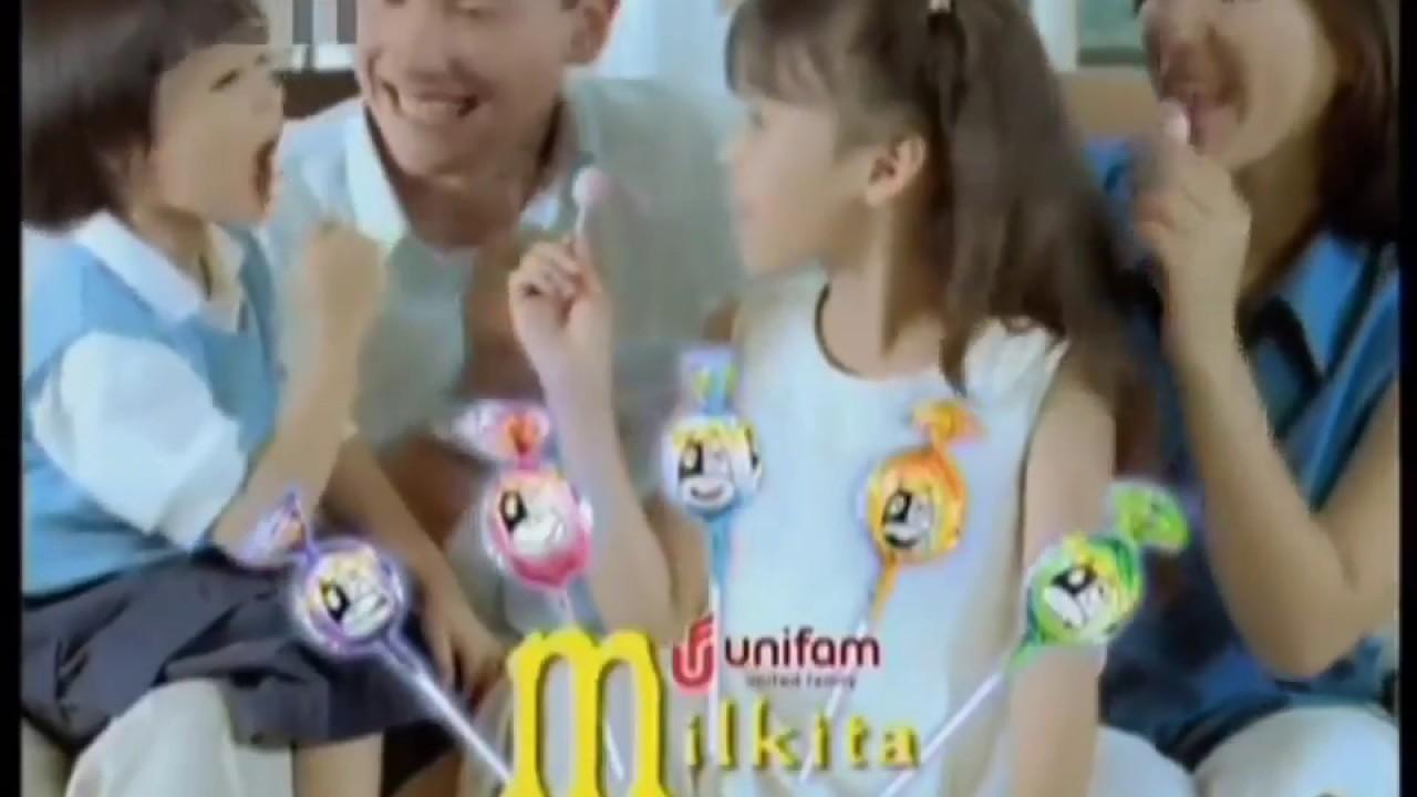 Teks Iklan Permen Milkita Permen Sehat Teks Iklan