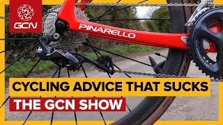 Cycling Advice That Sucks   GCN Show Ep. 393