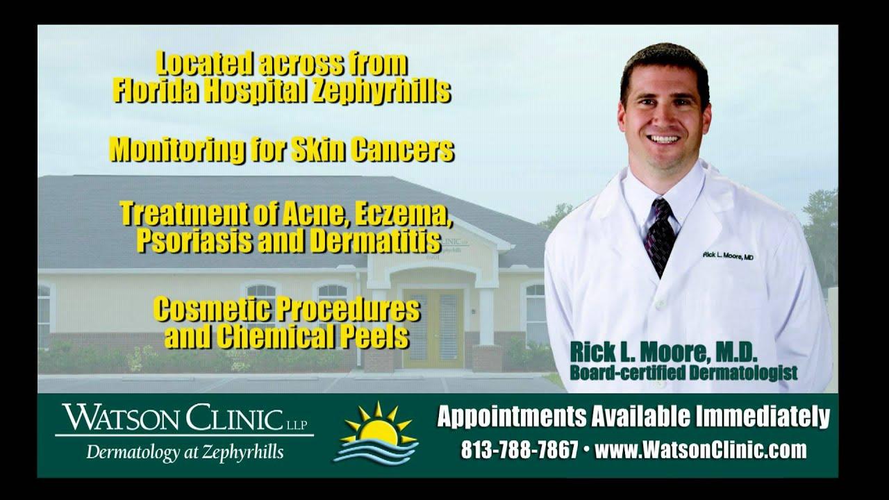 Watson Clinic Dermatology at Zephyrhills in Zephyrhills FL