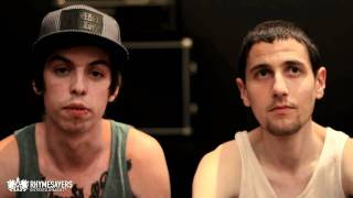 A message from Grieves & Budo about the new album Together/Apart!