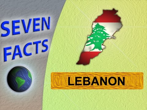 7 Facts about Lebanon