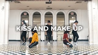Kiss and Make Up - Dua Lipa & BLACKPINK (Dance Video) | @besperon Choreography