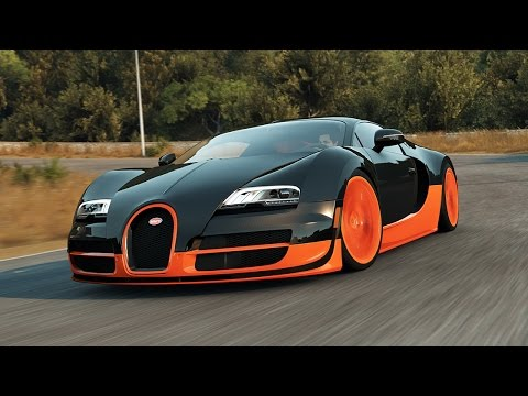 offroad silly builds 2011 bugatti veyron super sport forza horizon 2 youtube. Black Bedroom Furniture Sets. Home Design Ideas
