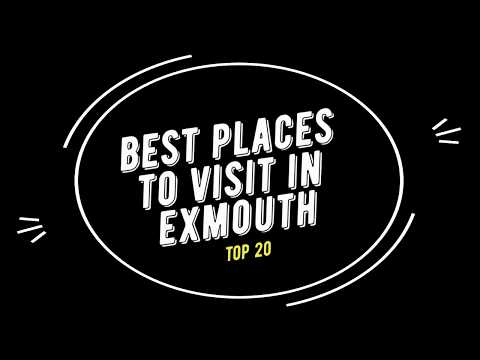 TOP 20 EXMOUTH Attractions (Things to Do & See)