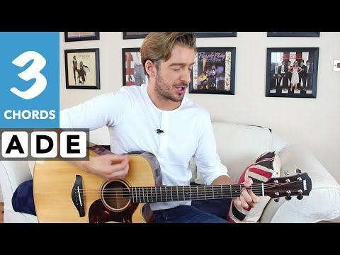 EASY 3 Chord Song - Secondhand News (Fleetwood Mac) Play 10 guitar songs with 3 EASY chords