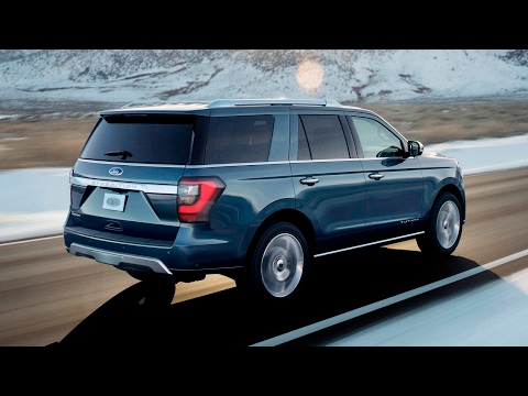 2018 Ford Expedition First Look!!! Interior, Exterior Specs Revealed