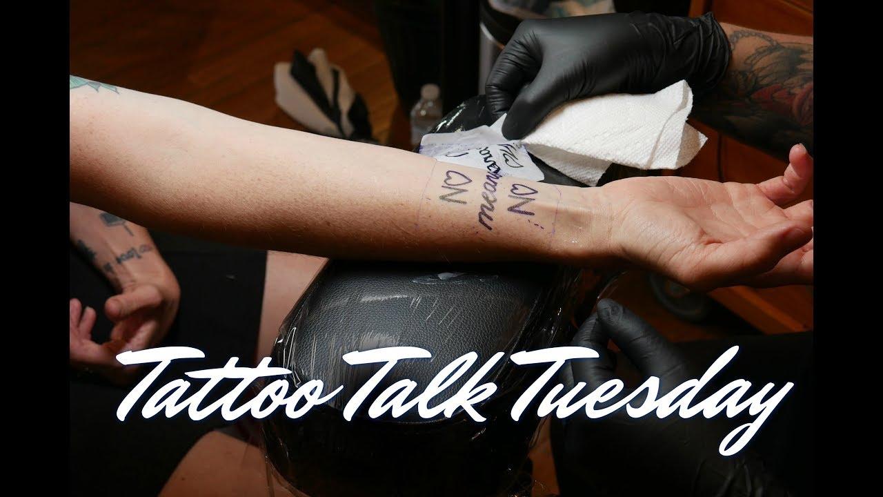 Still Not Asking For It Flash Event: Tattoo Talk Tuesday ...