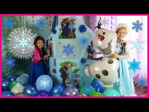 Frozen Giant Surprise Egg, Disney Frozen Videos Super Giant Surprise Egg, Elsa's Musical Bicycle