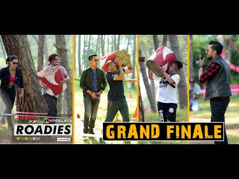 HIMALAYA ROADIES Wild Wild West | GRAND FINALE