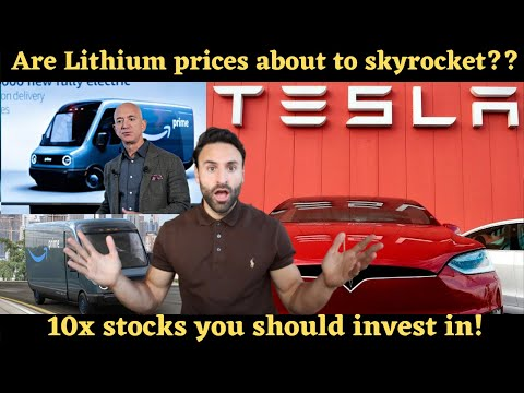 3 Lithium Mining Stocks about to Explode!??  (Tesla stock alternative!!!)
