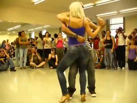 Попочка танец