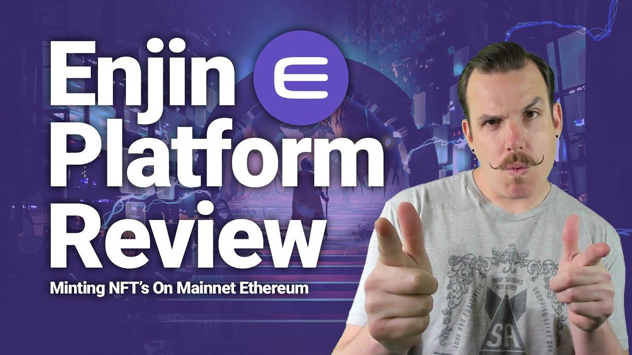 Enjin Platform Mainnet Launch On Ethereum - Full Walkthrough Tutorial w/ Minting 8