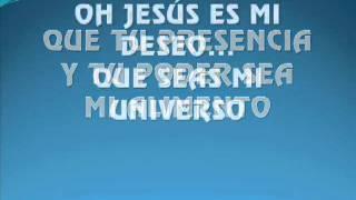 JESUS ADRIAN ROMERO - QUE SEAS MI UNIVERSO (Adoración).flv