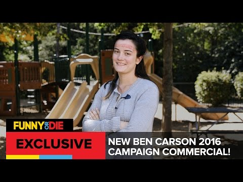 New Ben Carson 2016 Campaign Commercial