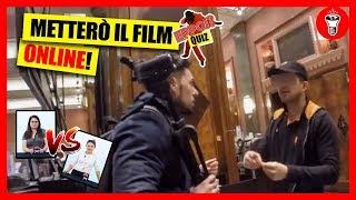Filmare un Film al Cinema per Metterlo Online - [EPPOI, Il primo Quiz con le Candid] - theShow