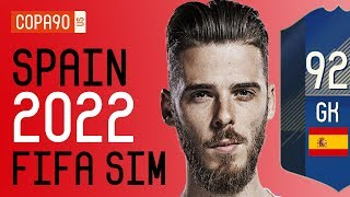 FIFA 18 SIM- Spain World Cup Squad 2022 | Ep. 3 ft. ChesnoidGaming