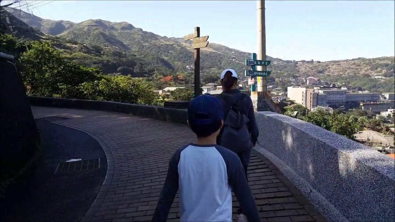 2018冬遊瑞芳半屏山 ---本山步道 - YouTube