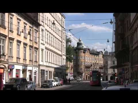 Krakow ( Poland )  tourist visit , summer 2016, in five days