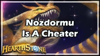 [Hearthstone] Nozdormu Is A Cheater