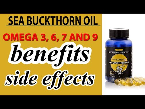 Sea Buckthorn Oil Benefits And Side Effects Omega 3 6 7 And 9