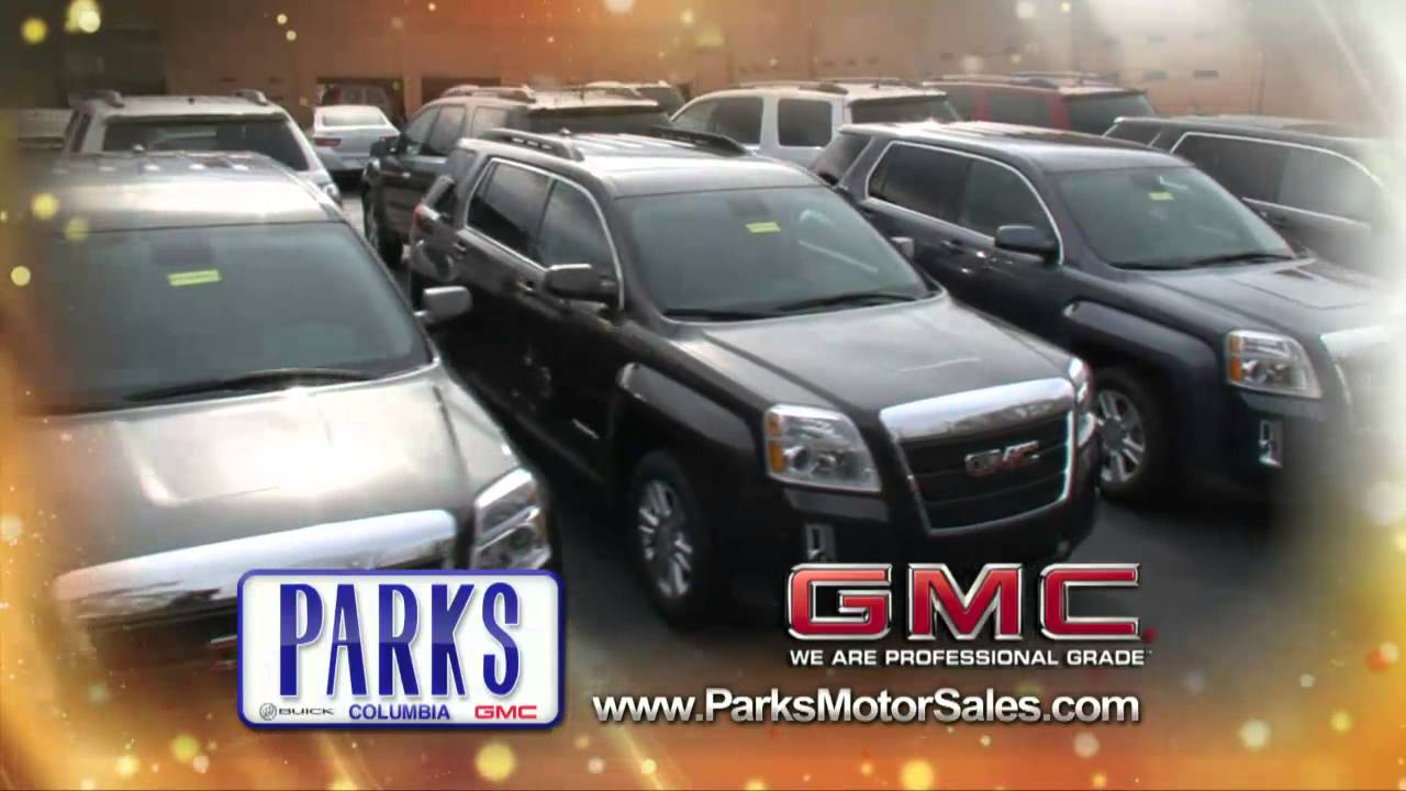 New Used Buick And Gmc Dealer In Columbia Tn Parks Motor Sales Inc