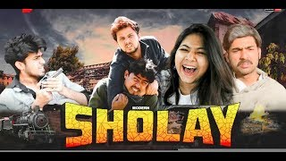 SHOLAY | Round2hell | R2h | Reaction | Catchy Cloud