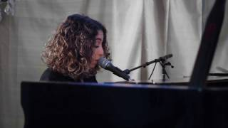 Cold Blooded Love - Goblins From Mars ft. Krista Marina | The Piano Sessions (1)