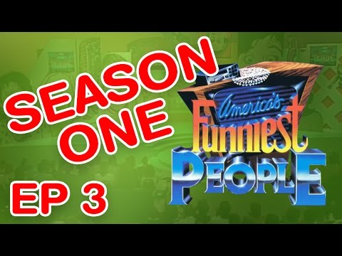 America's Funniest People | SEASON 1 - EPISODE 3