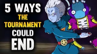 5 Ways the Tournament Could End