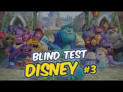 BLIND TEST DISNEY - épisode 3 thumbnail