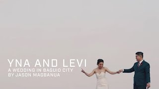 Yna and Levi: A Wedding in Baguio City