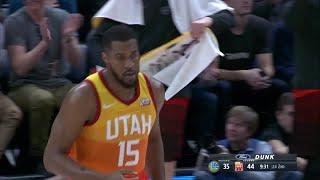 2nd Quarter, One Box Video: Utah Jazz vs. Golden State Warriors